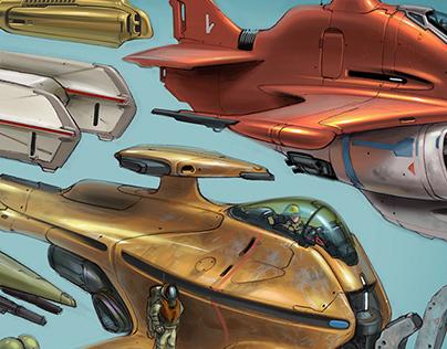 Ship Collect 1