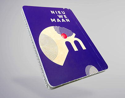 Packaging and book design: maan mailing