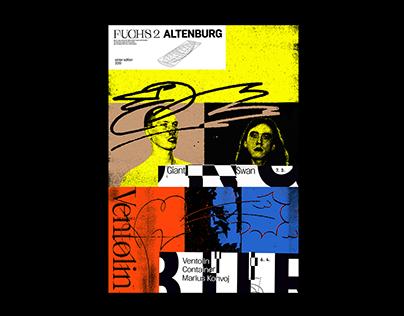 Posters Fuchs2 X ATG