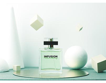 Perfume Box/Bottle Mockup