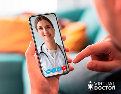Virtual Doctor | Medico 24hs sin moverte de tu casa