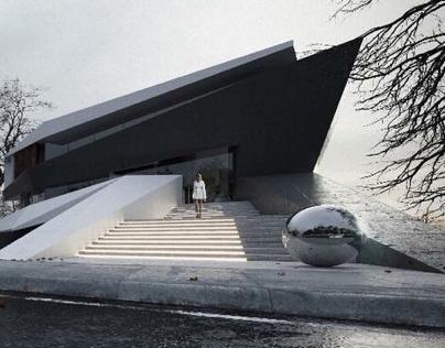Creato Arquitectos On Behance