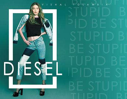 Diesel Brand Marketing Study