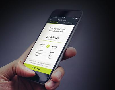 The Share Centre App