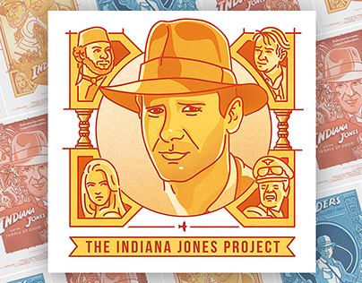 THE INDIANA JONES TRILOGY PROJECT