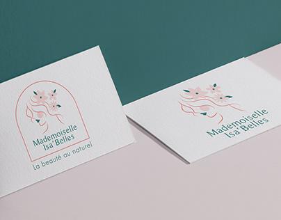 Logo Mademoiselle Isa'Belles