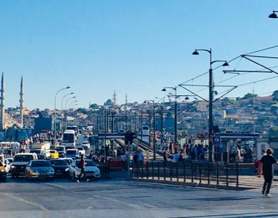 Karaköy Galata Köprüsü