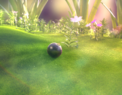 Ribena Superfruit | 3D Animation