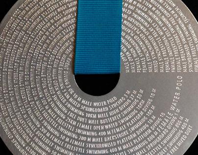 Medal design concept