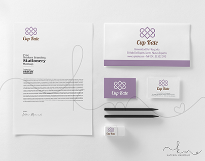 Branding Design for CUPKATE