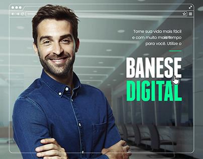 Banese Digital. Simples como tem que ser