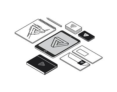 Lampyon website | Design & illustrations