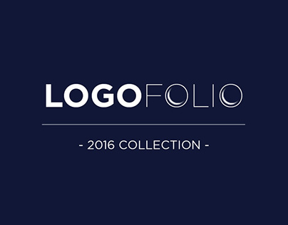Logofolio - 2016 Collection
