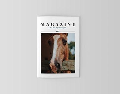 Magazine Template 03