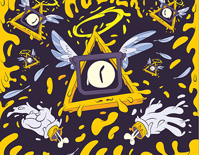 Holier [Artwork Illustration]