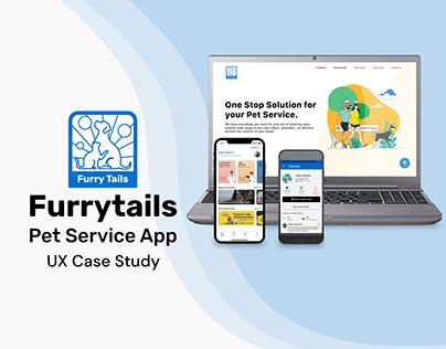 Furrytails - UX Case Study