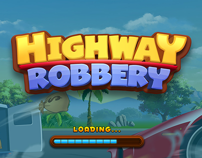 Highway Robbery Game Project