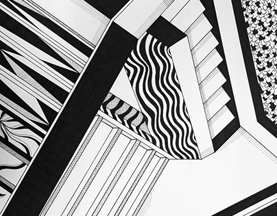 2D Abstract Staircases