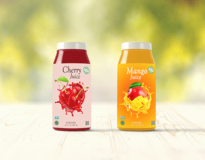 PRODUCT LABEL AND PACKAGING DESIGN