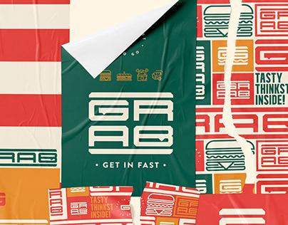 Grab - Get in fast burger