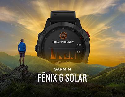 Garmin | Fēnix 6 Solar (2020)
