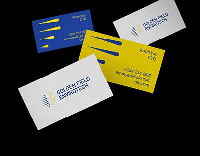GFE Re-Branding concept 2016