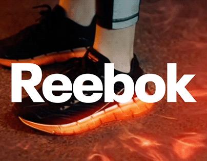 Reebok #SportTheUnexpected
