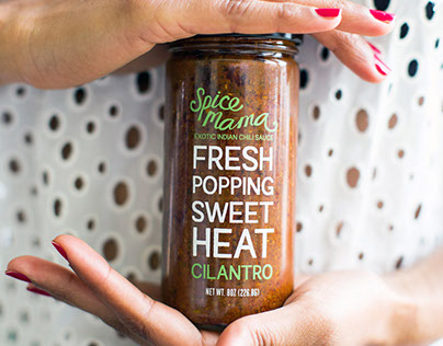 Spice Mama Indian Chili Sauce