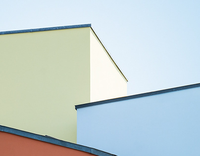Abstract: Vitra Headquarters | Frank Gehry