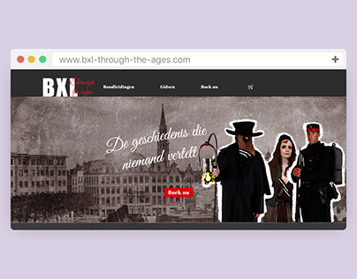 BXL - Brussels Through The Ages
