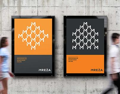 Mreza - Rebranding