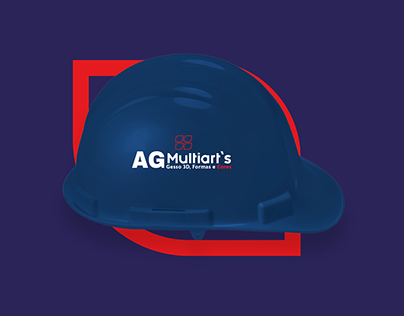 Logotipo AG Multiart`S