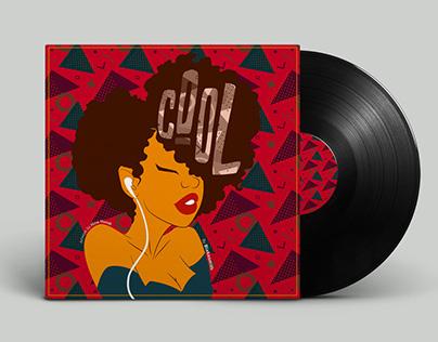 """""""Cool"""" de Blakesmith - Album cover"""