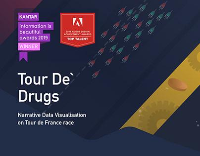 Tour De Drugs: Data Narrative