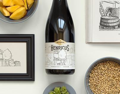 Henricus – Fermenterij VanDam