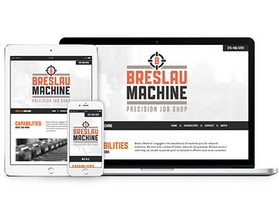 Freelance Client Work - Responsive Build with Bootstrap