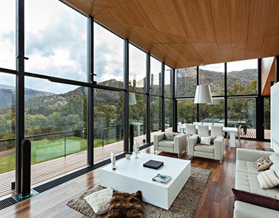D House by Alric Galindez Arquitectos