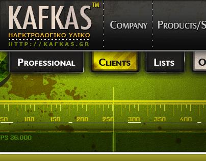 BUSINESS PROPOSAL - KAFKAS S.A INTERACTIVE WEB DESIGN
