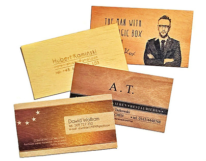 Business cards collection 2