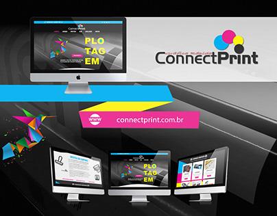 Web Design | Website Gráfica Rápida Connect Print