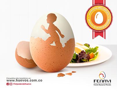 Fenavi, El Poder Del Huevo