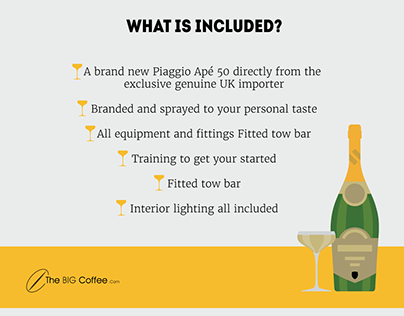 The Big Coffee | Processco Advert