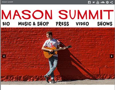 Mason Summit - musician