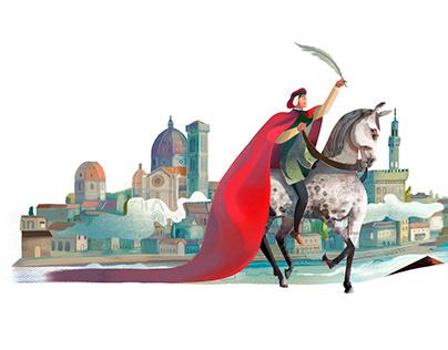 Dante Alighieri Il Racconto di una vita.