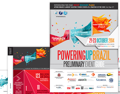 POWER-GEN BRAZIL - 2014 event campaign