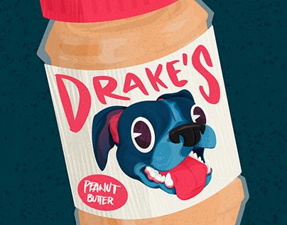 Drake's Peanut Butter
