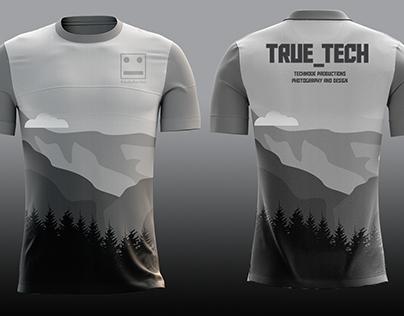 Techmode Productions Esports Jerseys