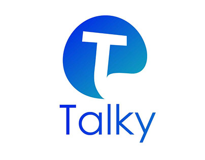 Talky Logo