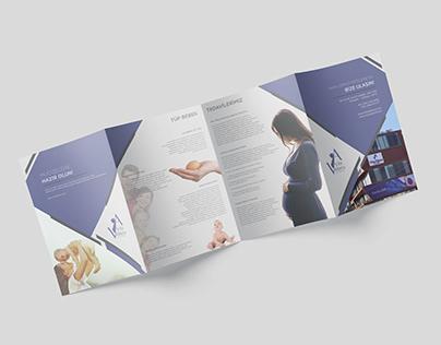 Vita Altera IVF Center   A5 Brochure