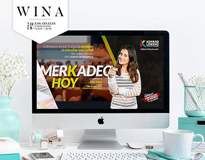 Campaña publicitaria Konrad Lorenz WINA 2018